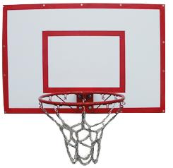 сетка баскетбольная железная