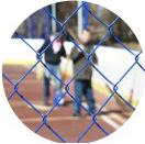 Ограждение спортивных площадок