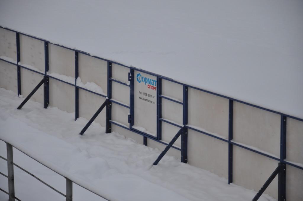 хоккейный корт ск метеор рыбинск