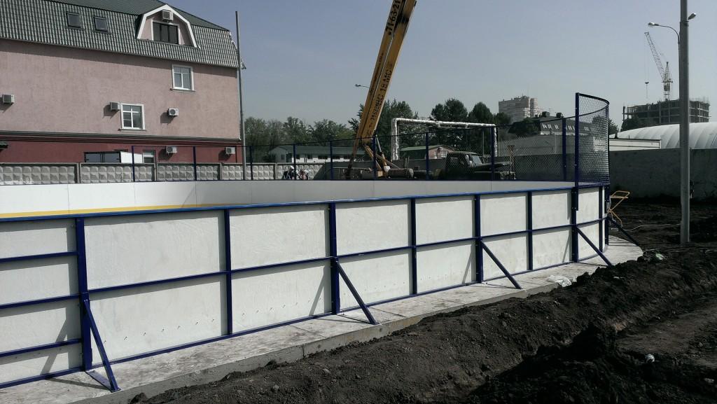 хоккейный корт в Тольятти