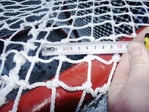 Хоккейная сетка своими руками 199