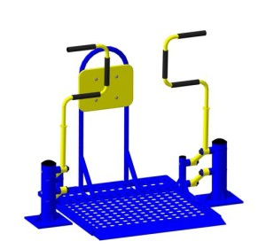 Тренажер для инвалидов Жим на платформе