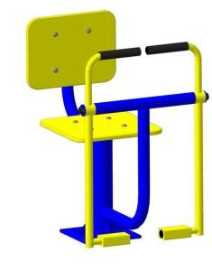 Тренажер для инвалидов Мини-лыжи