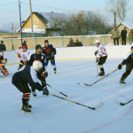 Хоккейный корт в Тейково