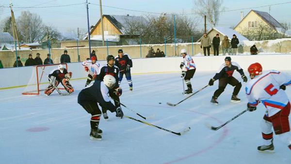 Хоккейный корт в Тейково - Формат-спорт