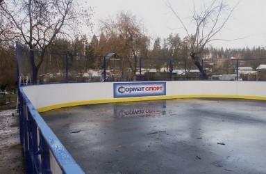 Хоккейный корт в Поречье - Формат-спорт