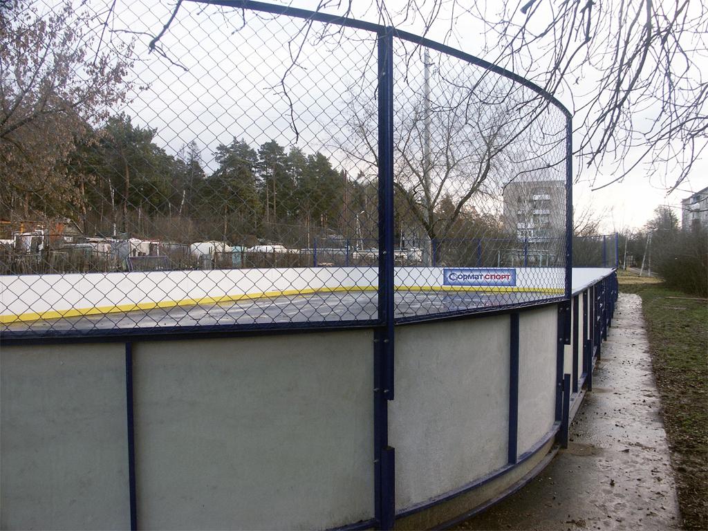 Хоккейный корт сетка в Поречье - Формат-спорт