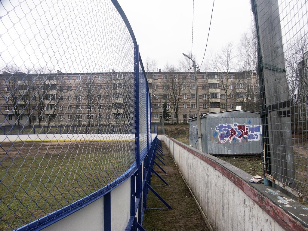 Хоккейный корт в Солнечногорске - Формат-спорт