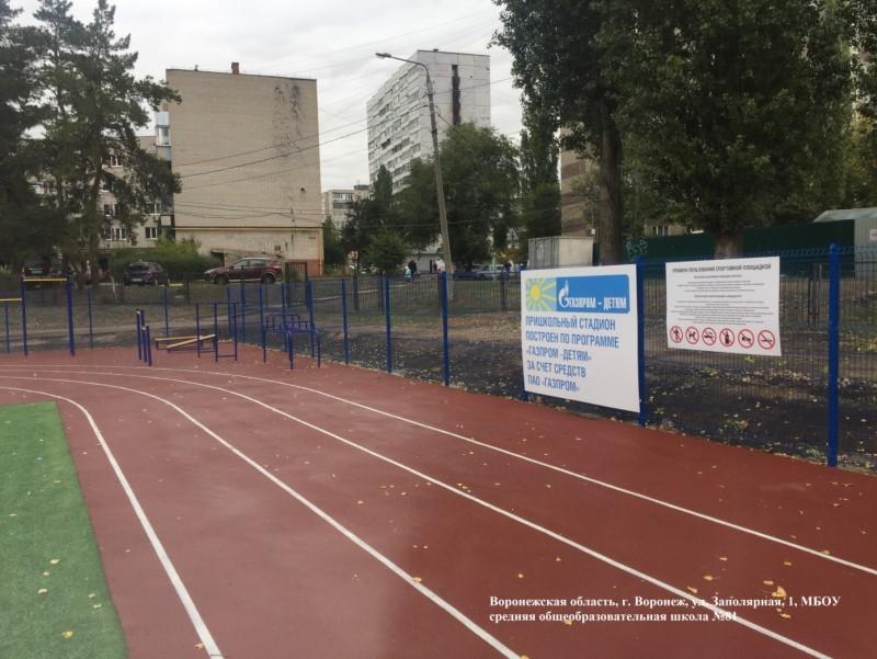 Универсальные спортивные площадки (Воронежская обл. ) 4