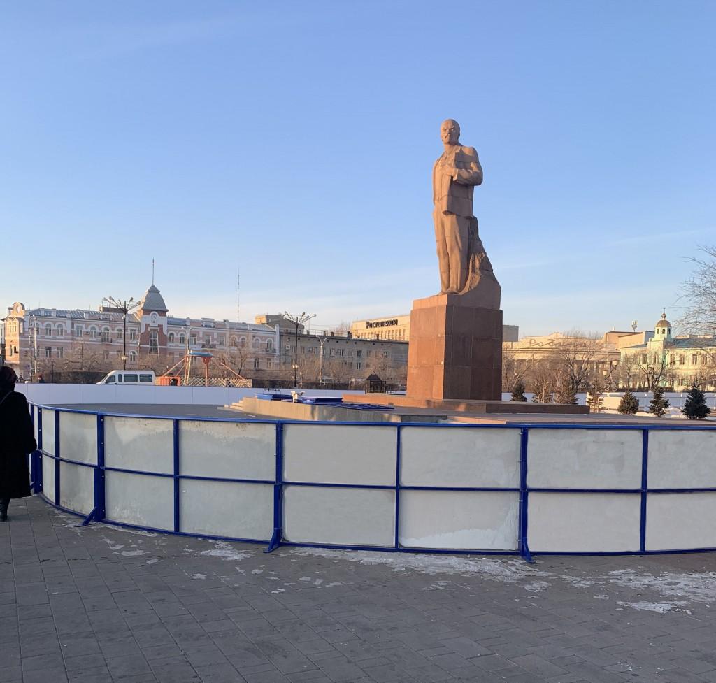 Забайкальский край, г. Чита
